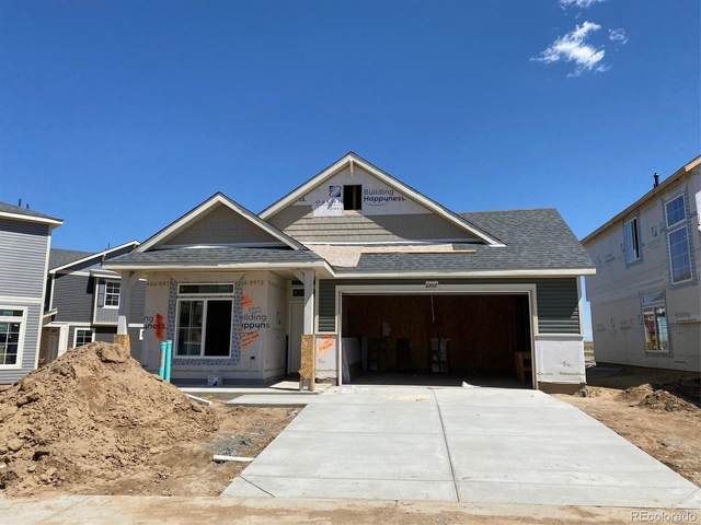22007 E 45th Place, Aurora, CO 80019 (MLS #1783480) :: Kittle Real Estate