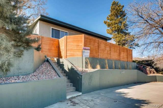 1140 Buchtel Boulevard, Denver, CO 80210 (#1785052) :: RE/MAX Professionals