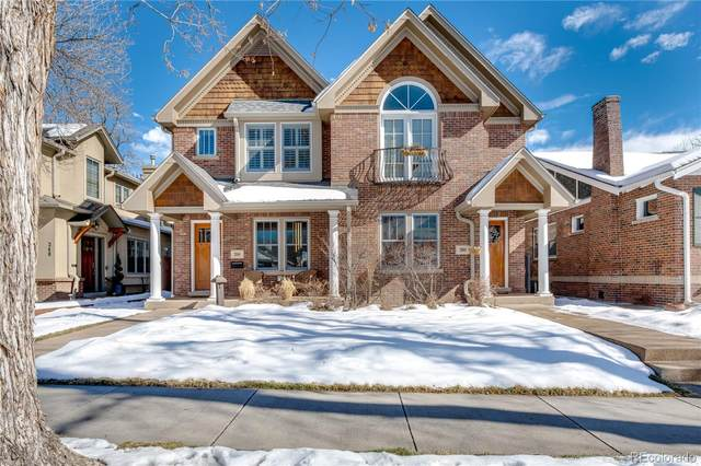 250 S Humboldt Street, Denver, CO 80209 (#1785266) :: James Crocker Team