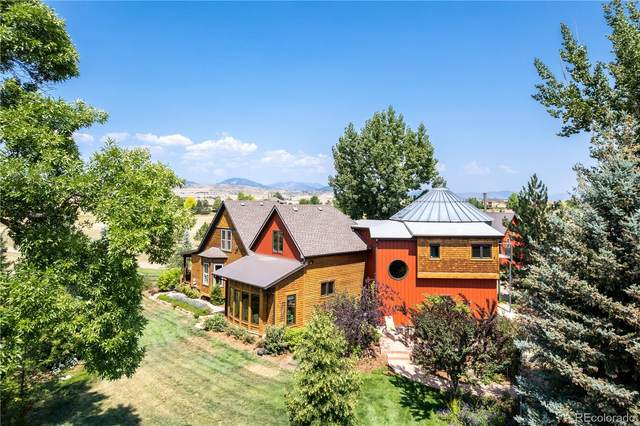 2108 N County Road 23, Berthoud, CO 80513 (MLS #1785999) :: Clare Day with Keller Williams Advantage Realty LLC