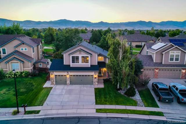 6123 Salvia Court, Arvada, CO 80403 (#1786007) :: THE SIMPLE LIFE, Brokered by eXp Realty