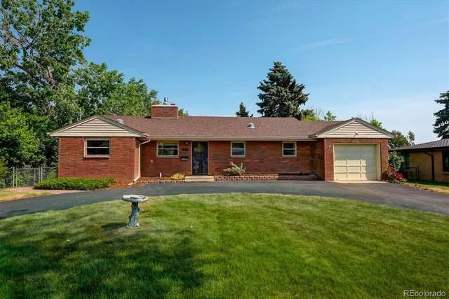 7645 W 48th Avenue, Wheat Ridge, CO 80033 (#1786145) :: My Home Team