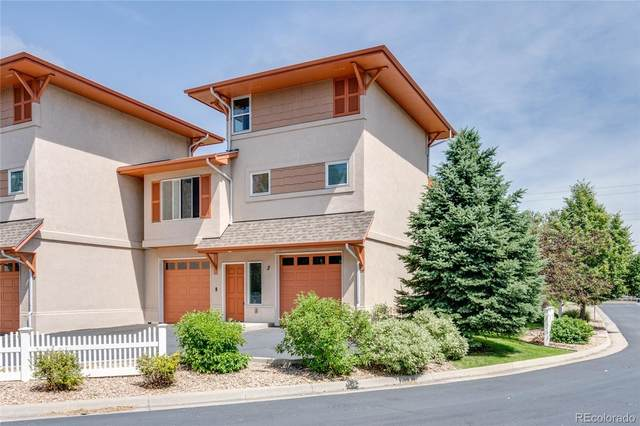 8949 W 50th Lane #3, Arvada, CO 80002 (#1786183) :: The DeGrood Team
