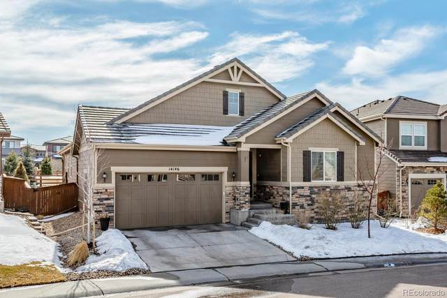 14146 Double Dutch Circle, Parker, CO 80134 (#1786258) :: The HomeSmiths Team - Keller Williams