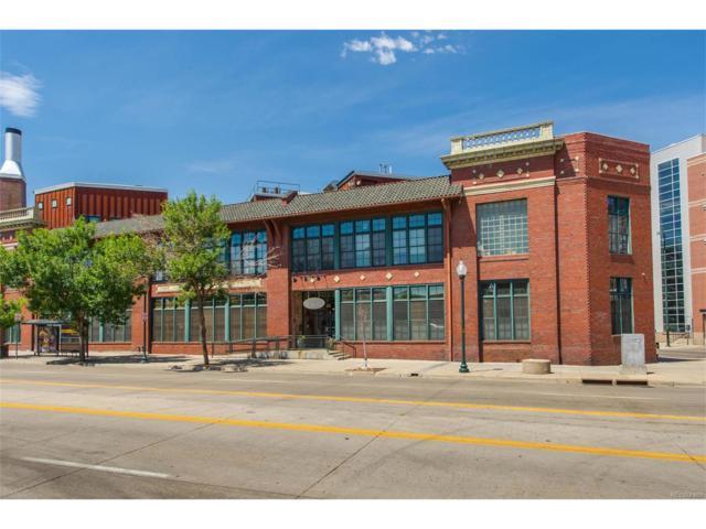 2441 Broadway #203, Denver, CO 80205 (MLS #1786355) :: 8z Real Estate