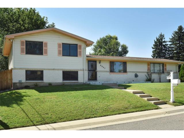 6997 Quay Court, Arvada, CO 80003 (#1786517) :: The Griffith Home Team