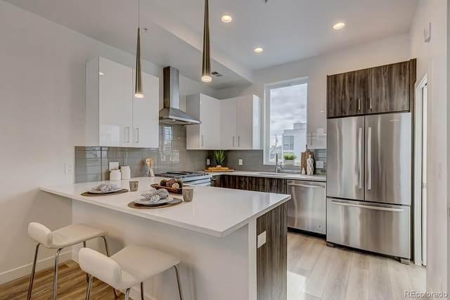 1612 Irving Street #3, Denver, CO 80204 (#1787314) :: Wisdom Real Estate