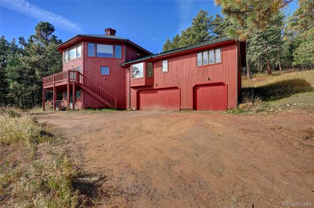 9573 Fox Valley Drive, Morrison, CO 80465 (#1787452) :: The Colorado Foothills Team | Berkshire Hathaway Elevated Living Real Estate
