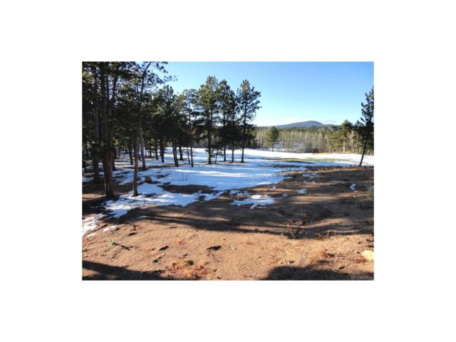 Lot 16 W Fox Acres Drive, Red Feather Lakes, CO 80545 (MLS #1787581) :: 8z Real Estate