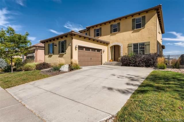 10565 Montecito Drive, Lone Tree, CO 80124 (#1788374) :: HomeSmart