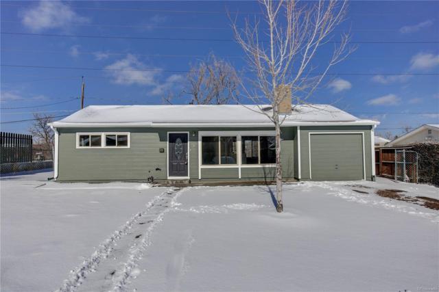 10241 W 9th Drive, Lakewood, CO 80215 (MLS #1788498) :: 8z Real Estate