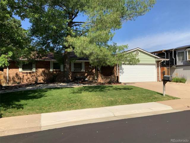 4707 S Willow Street, Denver, CO 80237 (#1788620) :: Wisdom Real Estate