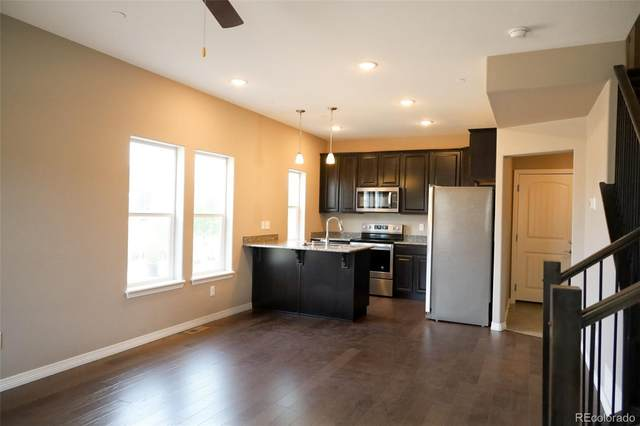2432 Ridge Top Drive #5, Fort Collins, CO 80526 (MLS #1788670) :: Wheelhouse Realty