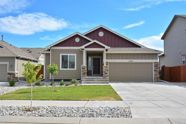 13593 Park Meadows Drive, Peyton, CO 80831 (MLS #1788866) :: 8z Real Estate