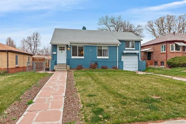 1255 Fairfax Street, Denver, CO 80220 (#1790479) :: Venterra Real Estate LLC