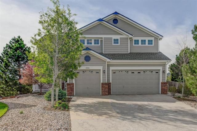 2055 Dolomite Way, Castle Rock, CO 80108 (#1790580) :: Bicker Realty