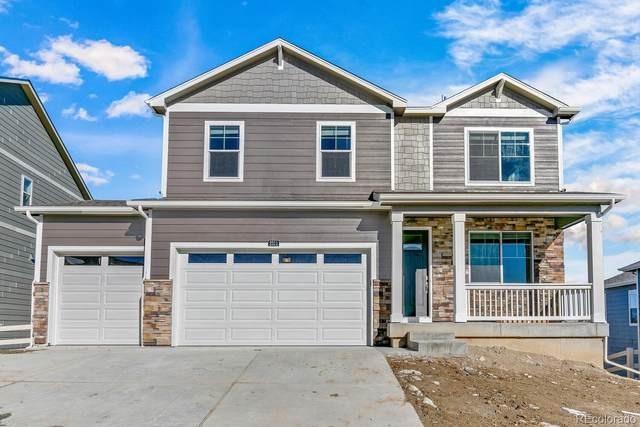 17362 Rose Mallow St, Parker, CO 80134 (#1790628) :: The Griffith Home Team