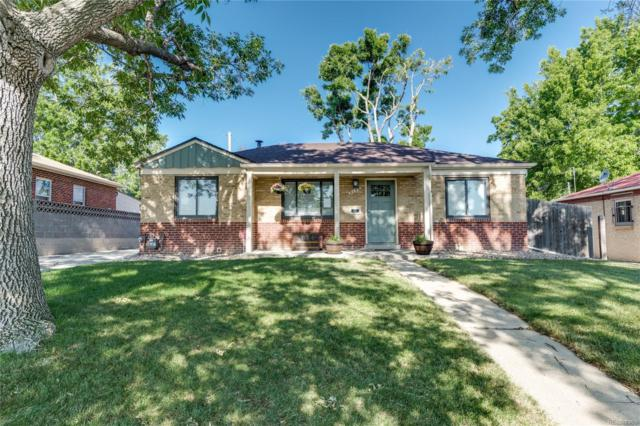2159 Syracuse Street, Denver, CO 80207 (#1790762) :: Structure CO Group