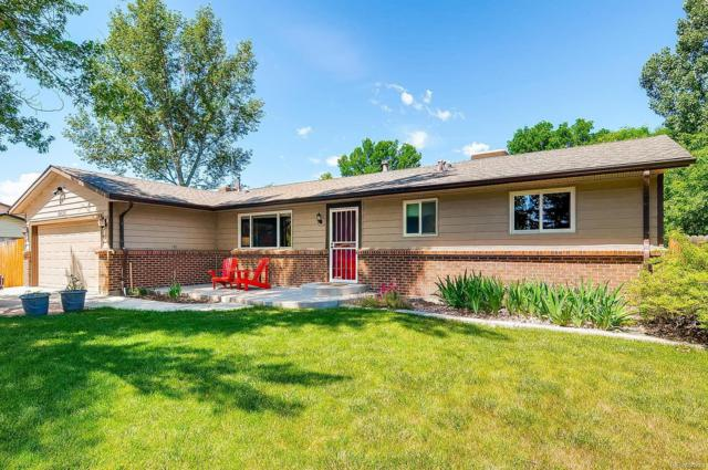 6435 S Jay Way, Littleton, CO 80123 (#1791044) :: The Galo Garrido Group