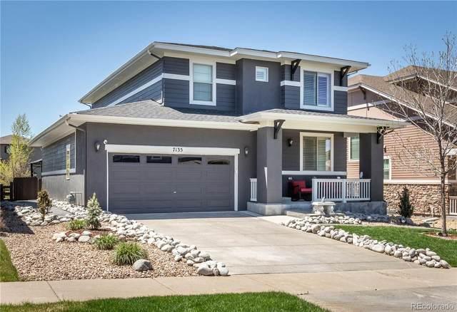 7135 S Robertsdale Way, Aurora, CO 80016 (#1791682) :: HomeSmart