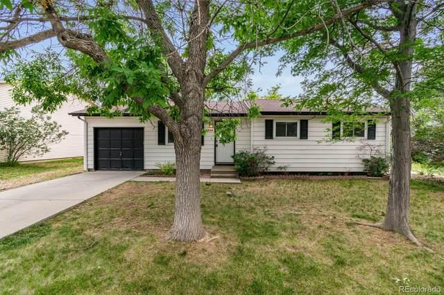 15734 E Colorado Avenue, Aurora, CO 80017 (#1791801) :: The Colorado Foothills Team | Berkshire Hathaway Elevated Living Real Estate