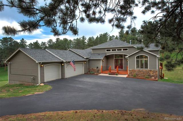 5474 S Hatch Drive, Evergreen, CO 80439 (#1792263) :: The Heyl Group at Keller Williams