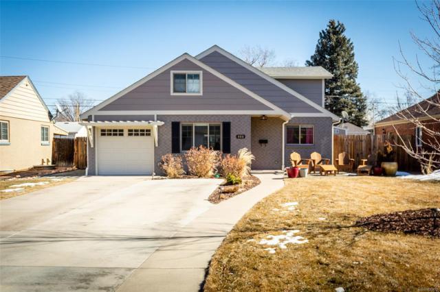 980 Elm Street, Denver, CO 80220 (#1792520) :: Wisdom Real Estate