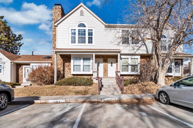 14436 E Tufts Place B, Aurora, CO 80015 (MLS #1792575) :: Bliss Realty Group