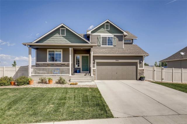 5881 Vinca Avenue, Firestone, CO 80504 (#1792692) :: Group 46:10 - Denver