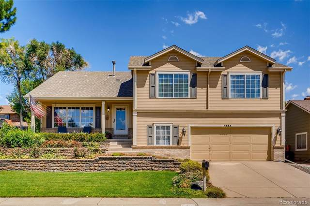3883 W Temple Place, Denver, CO 80236 (#1792695) :: The Scott Futa Home Team