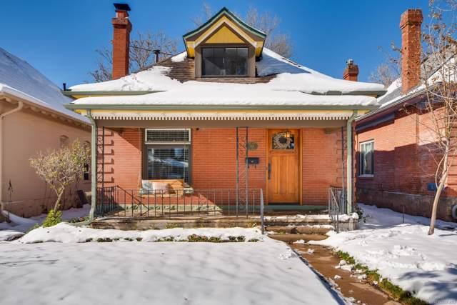 513 S Pennsylvania Street, Denver, CO 80209 (MLS #1792760) :: Colorado Real Estate : The Space Agency