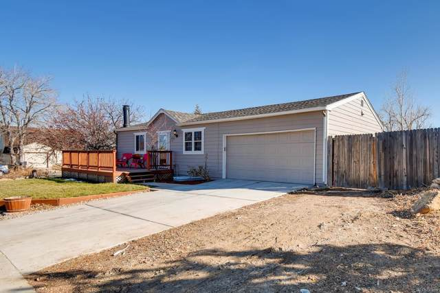 9345 W 100th Circle, Westminster, CO 80021 (#1793055) :: The DeGrood Team