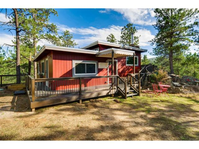 134 Mesa Drive, Evergreen, CO 80439 (#1793563) :: The City and Mountains Group
