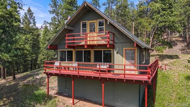 25574 Shiloh Circle, Conifer, CO 80433 (MLS #1793677) :: Kittle Real Estate