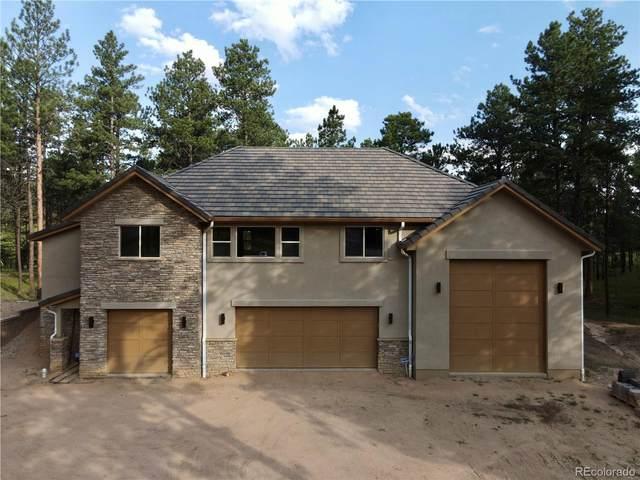 5780 Saxton Hollow Road, Colorado Springs, CO 80908 (#1793812) :: Signature Realty, Inc.