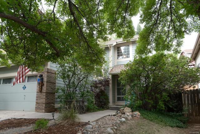 7635 Dusk Street, Littleton, CO 80125 (#1794185) :: Wisdom Real Estate