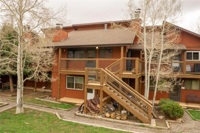 23800 County Road 16 #307, Oak Creek, CO 80467 (#1794235) :: The HomeSmiths Team - Keller Williams