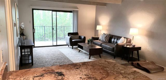 1433 N Williams Street #507, Denver, CO 80218 (#1794293) :: The City and Mountains Group