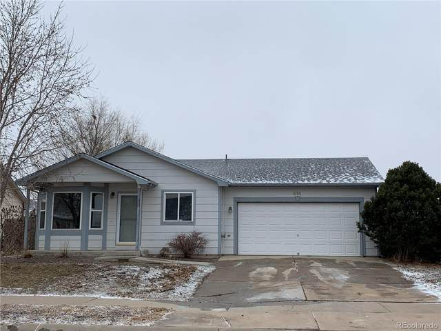 814 E 20th Street Drive, Greeley, CO 80631 (#1794554) :: HergGroup Denver