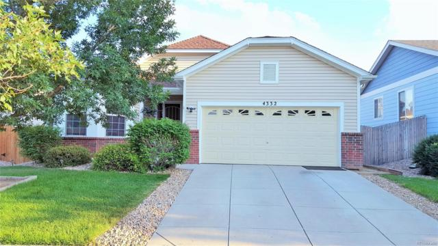 4332 Windmill Drive, Brighton, CO 80601 (#1794684) :: The Healey Group