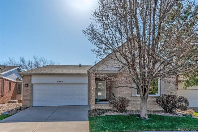 8956 Greenspointe Lane, Highlands Ranch, CO 80130 (#1795588) :: The Harling Team @ Homesmart Realty Group