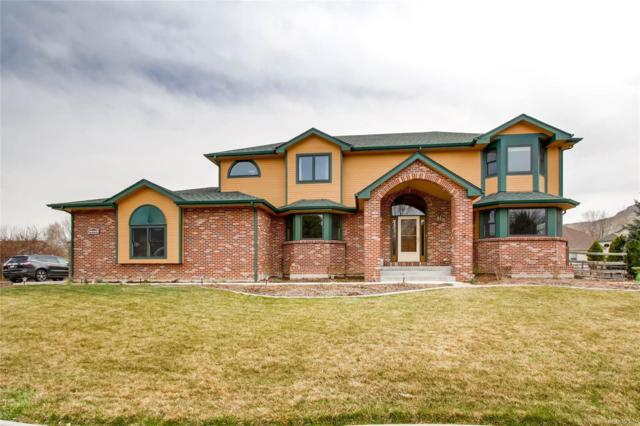 16542 W 56th Drive, Golden, CO 80403 (#1795709) :: The Peak Properties Group