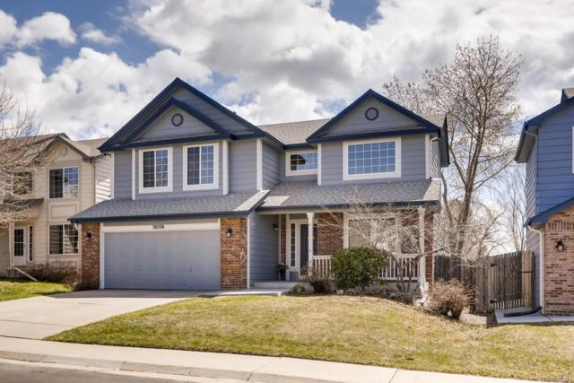 20576 E Princeton Place, Aurora, CO 80013 (#1796021) :: The Heyl Group at Keller Williams