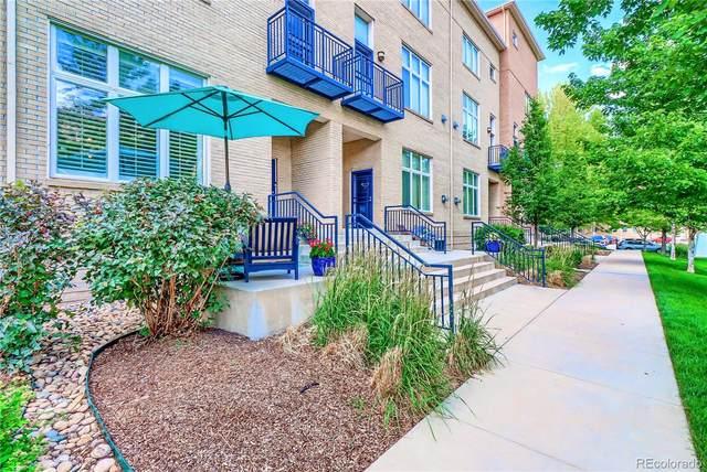 220 Roslyn Street #103, Denver, CO 80230 (#1796109) :: Wisdom Real Estate