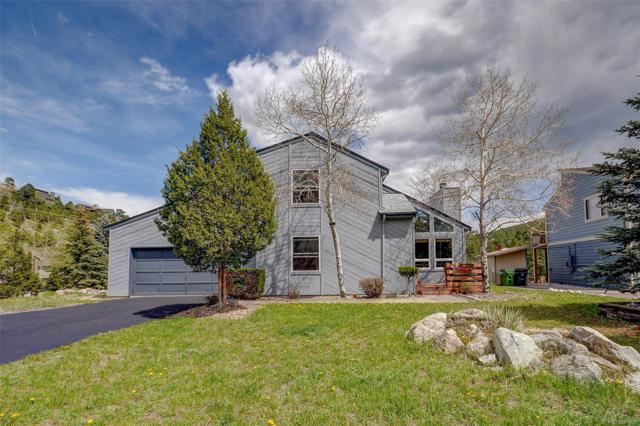 3222 Buckboard Drive, Evergreen, CO 80439 (MLS #1796595) :: 8z Real Estate
