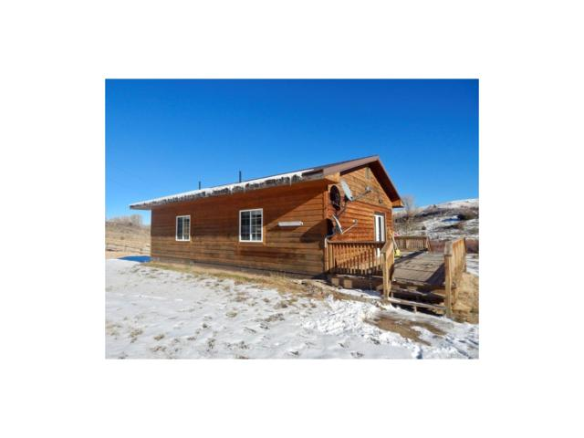 120 County Road 333, Parshall, CO 80468 (#1797030) :: The HomeSmiths Team - Keller Williams