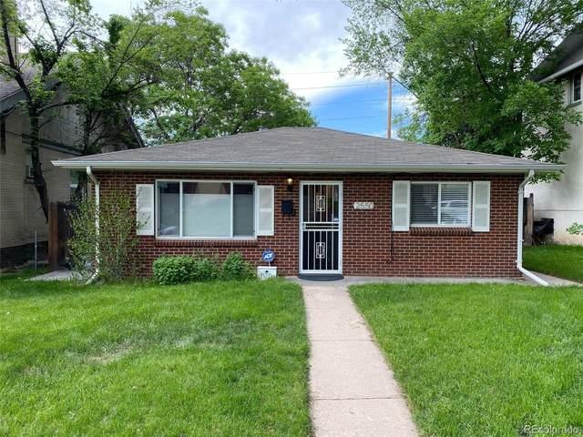 2550 N Vine Street, Denver, CO 80205 (MLS #1797038) :: Wheelhouse Realty