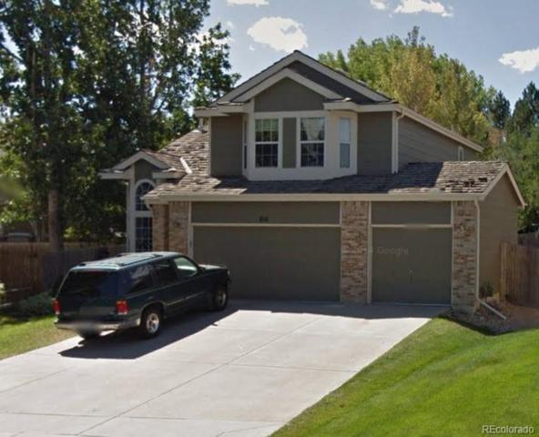 810 E 131st Place, Thornton, CO 80241 (#1797120) :: The Peak Properties Group