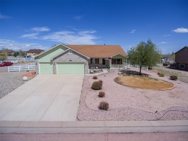 8643 Del Rio Road, Peyton, CO 80831 (#1797341) :: The Pete Cook Home Group
