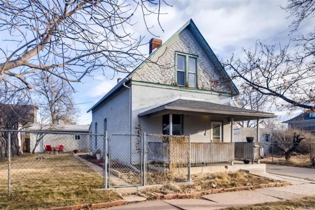 4223 W 35th Avenue, Denver, CO 80212 (#1797416) :: The Heyl Group at Keller Williams